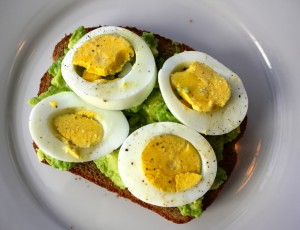 Egg Avocado Toast