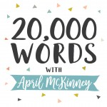 20,000 Words Podcast – Episode 1